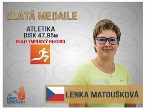Lenka Matoušková