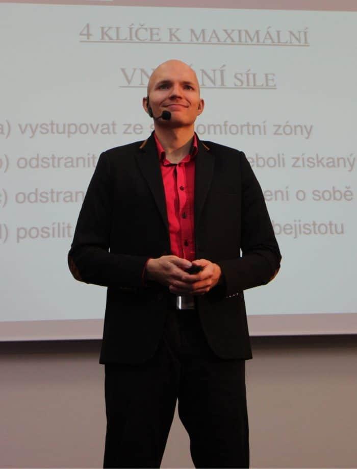 Radek Karban, NLP MASTER, skrytý potenciál